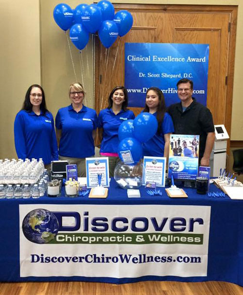 Chiropractor Georgetown TX Scott Shepard and Team